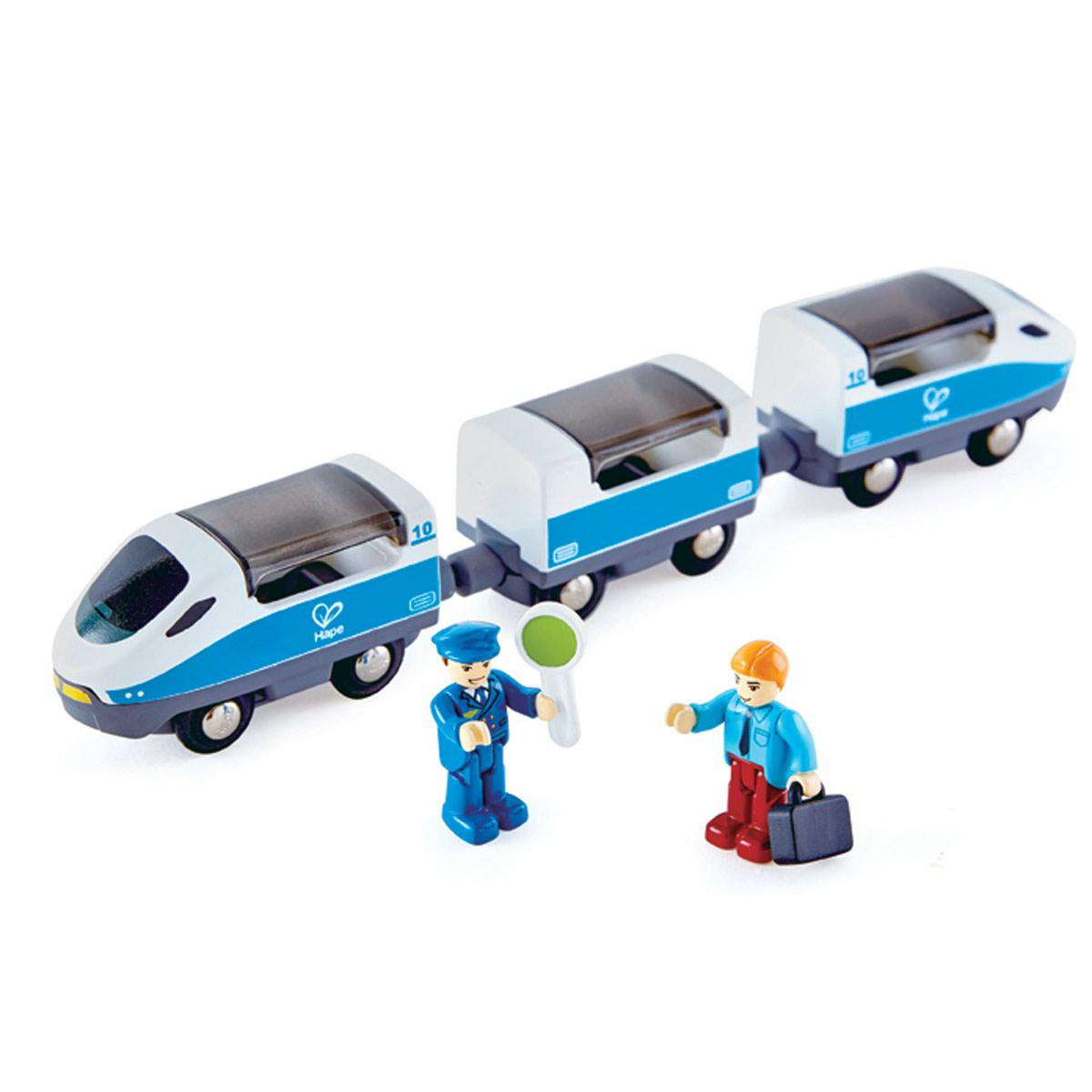 Accessoires circuit de train INTERCITY TRAIN Hape
