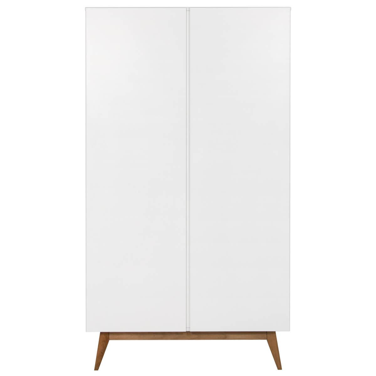Armoire 110x198cm TRENDY Quax blanc