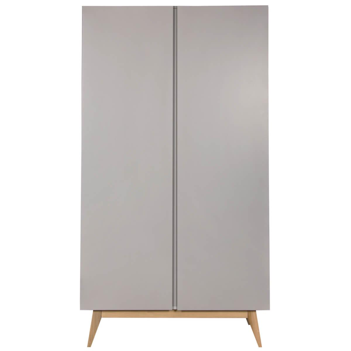 Armoire 110x198cm TRENDY Quax Griffin grey