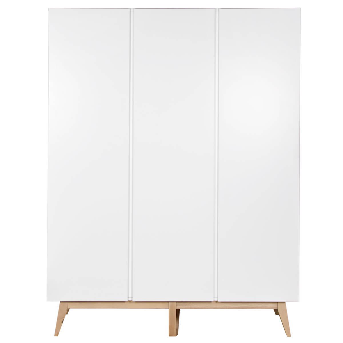 Armoire 152x198cm TRENDY Quax blanc