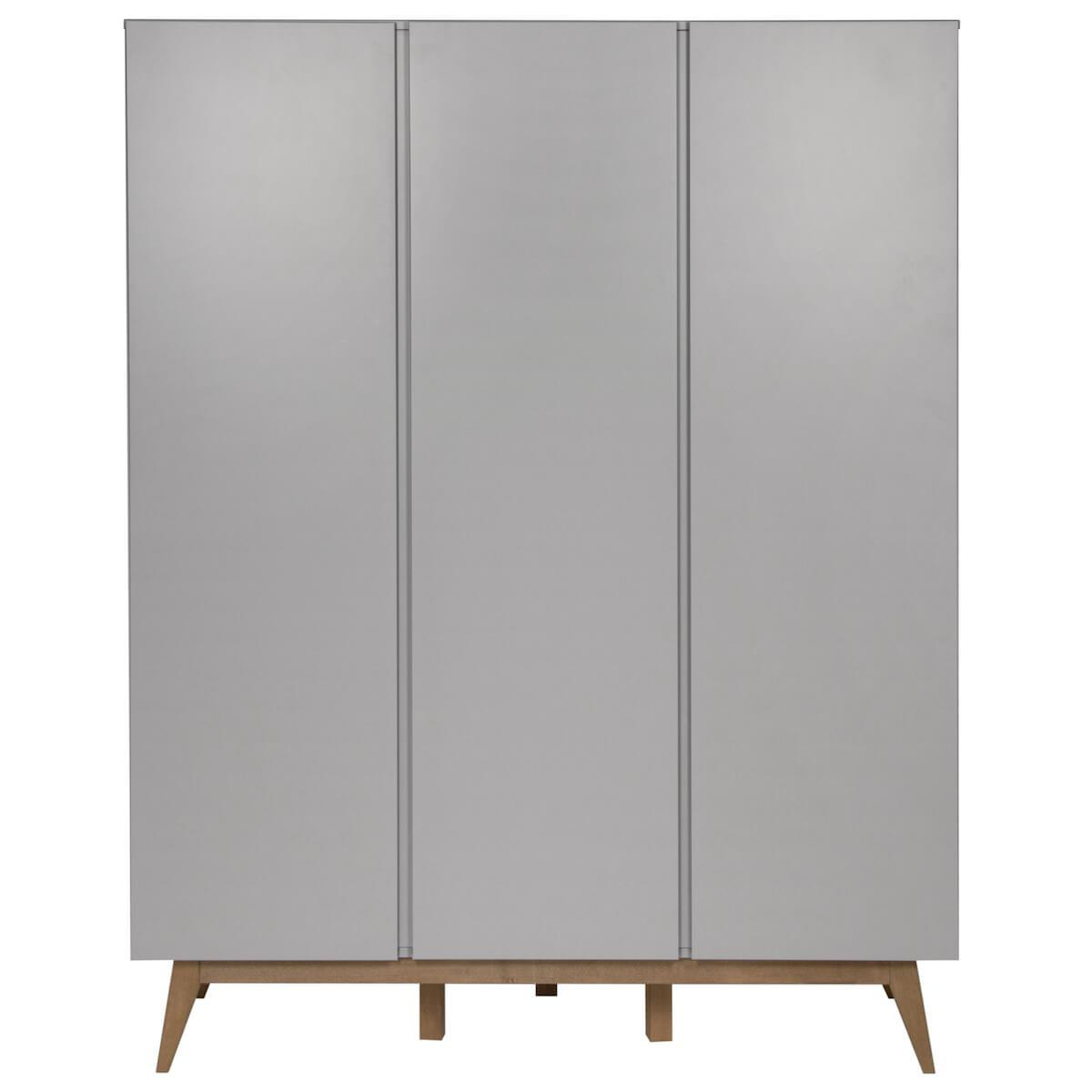 Armoire 152x198cm TRENDY Quax Griffin grey