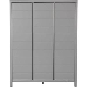 Armoire 3 portes STRIPES Quax Griffin grey