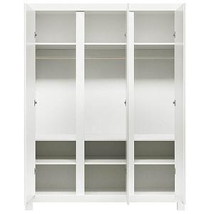 Armoire 3 portes THIJN Bopita blanc