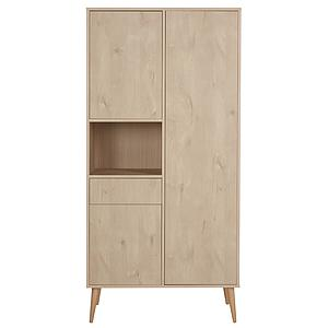 Armoire 96x197cm COCOON Quax Natural Oak