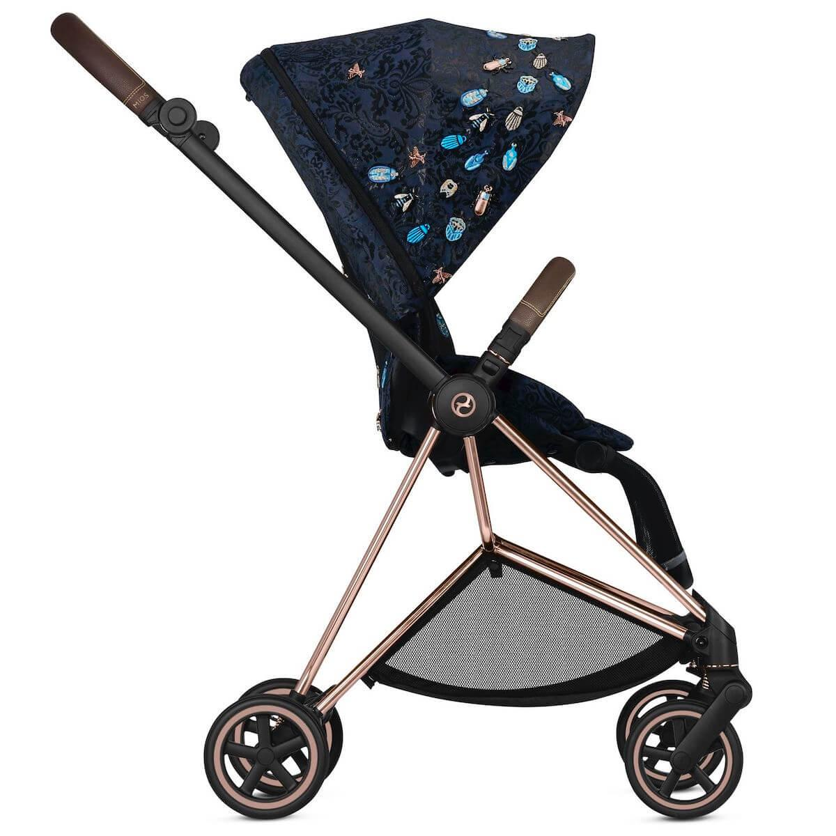 Assise-habillage poussette MIOS Cybex Jewels of Nature