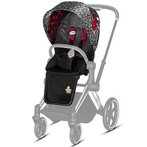 Assise-habillage poussette PRIAM REBELLIOUS Cybex