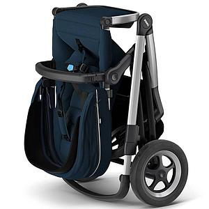 Assise-poussette SLEEK Thule navy blue