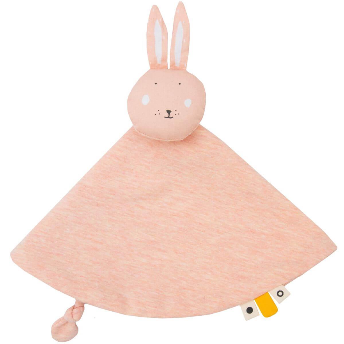 Baby comforter MRS RABBIT Trixie