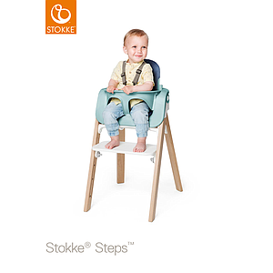Haute Blue Steps Set Baby Aqua Chaise Stokke kwXlOZiuPT