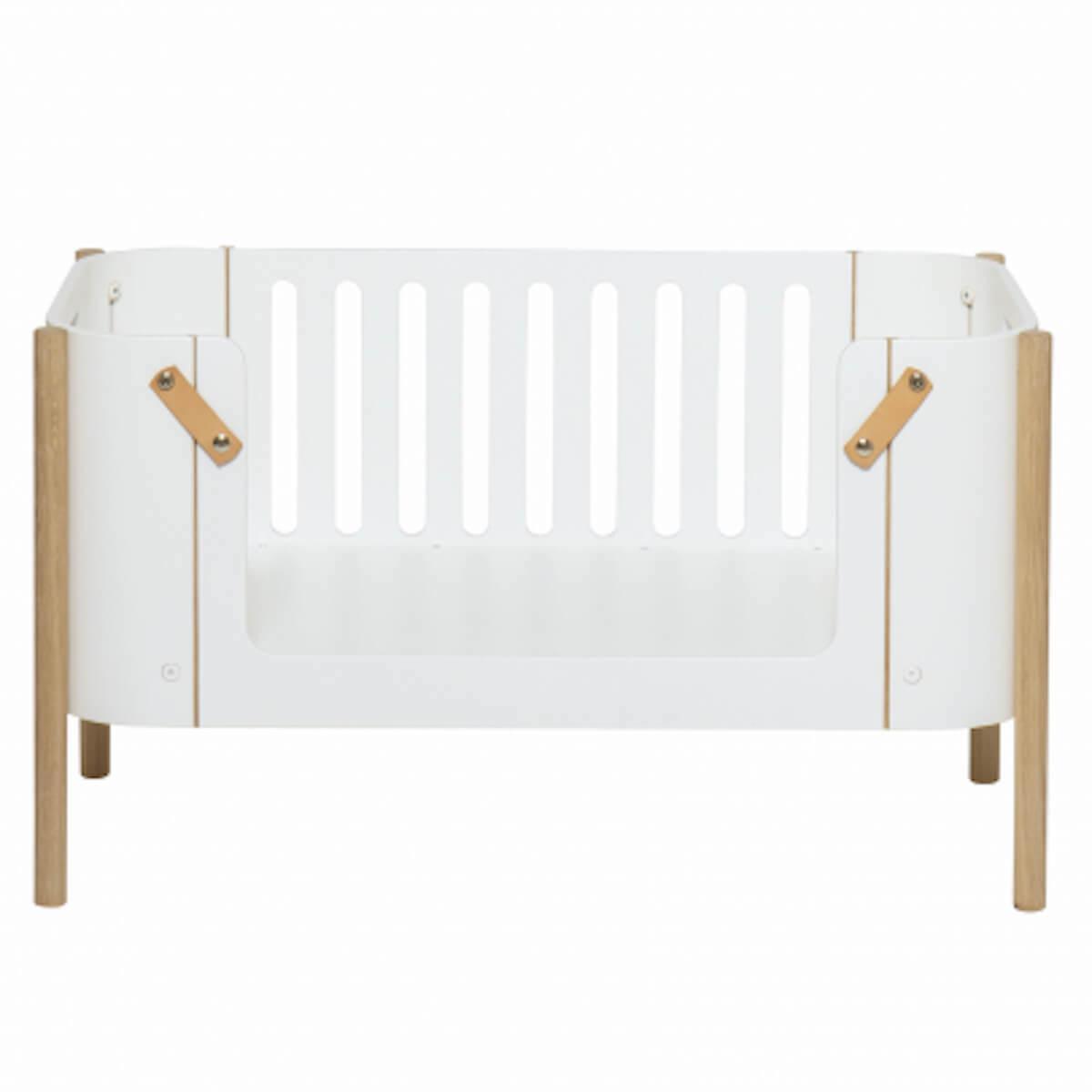 Banquette 42x82cm WOOD BANK Oliver Furniture chêne-blanc