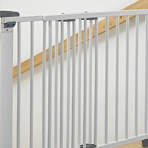 Barrière de sécurité pour escalier STAIRWAY Geuther blanc