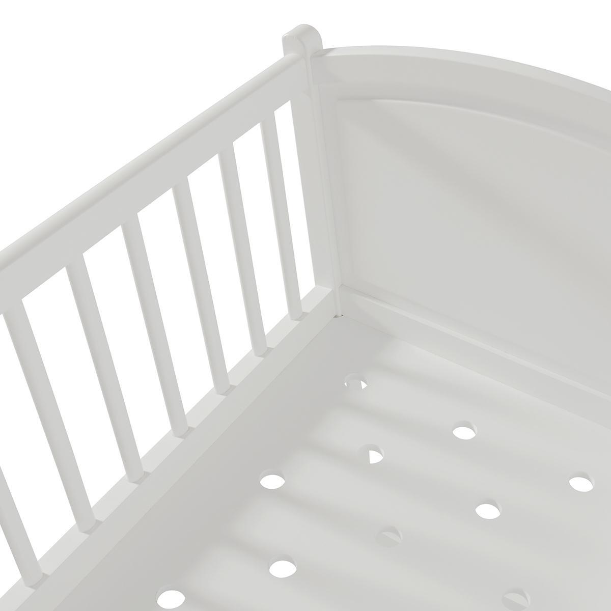 Berceau bébé SEASIDE Oliver Furniture blanc