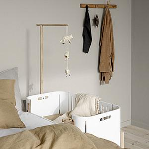 Berceau évolutif 42x82cm WOOD Oliver Furniture chêne-blanc