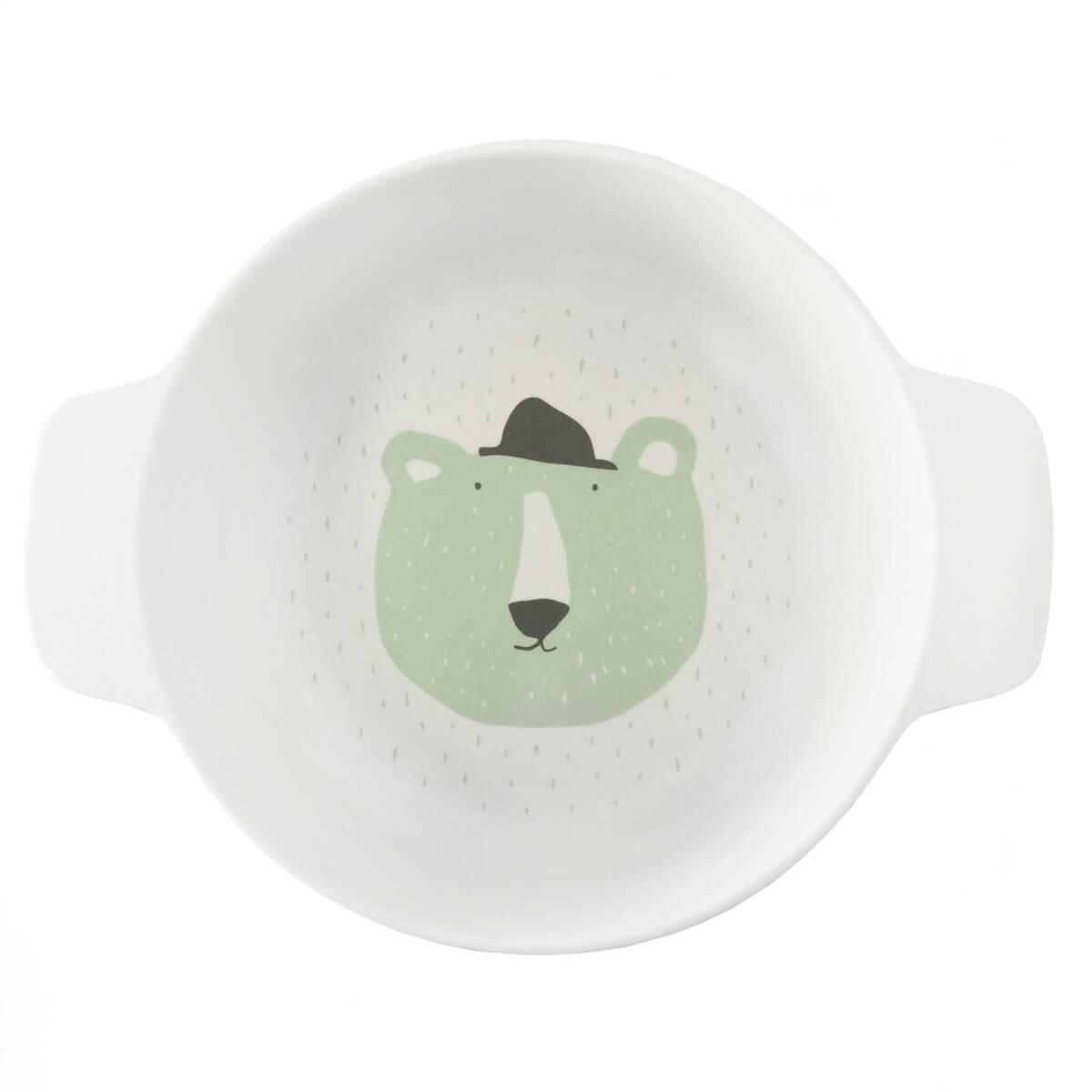 Bol avec anses MR POLAR BEAR Trixie