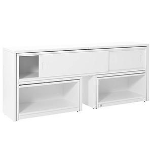 Bureau cabinet PLAY & STORE Lifetime blanc