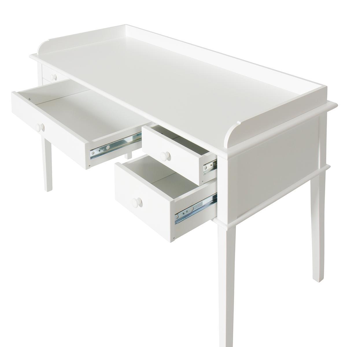 Bureau junior SEASIDE Oliver Furniture blanc