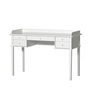 Bureau SEASIDE Oliver Furniture blanc