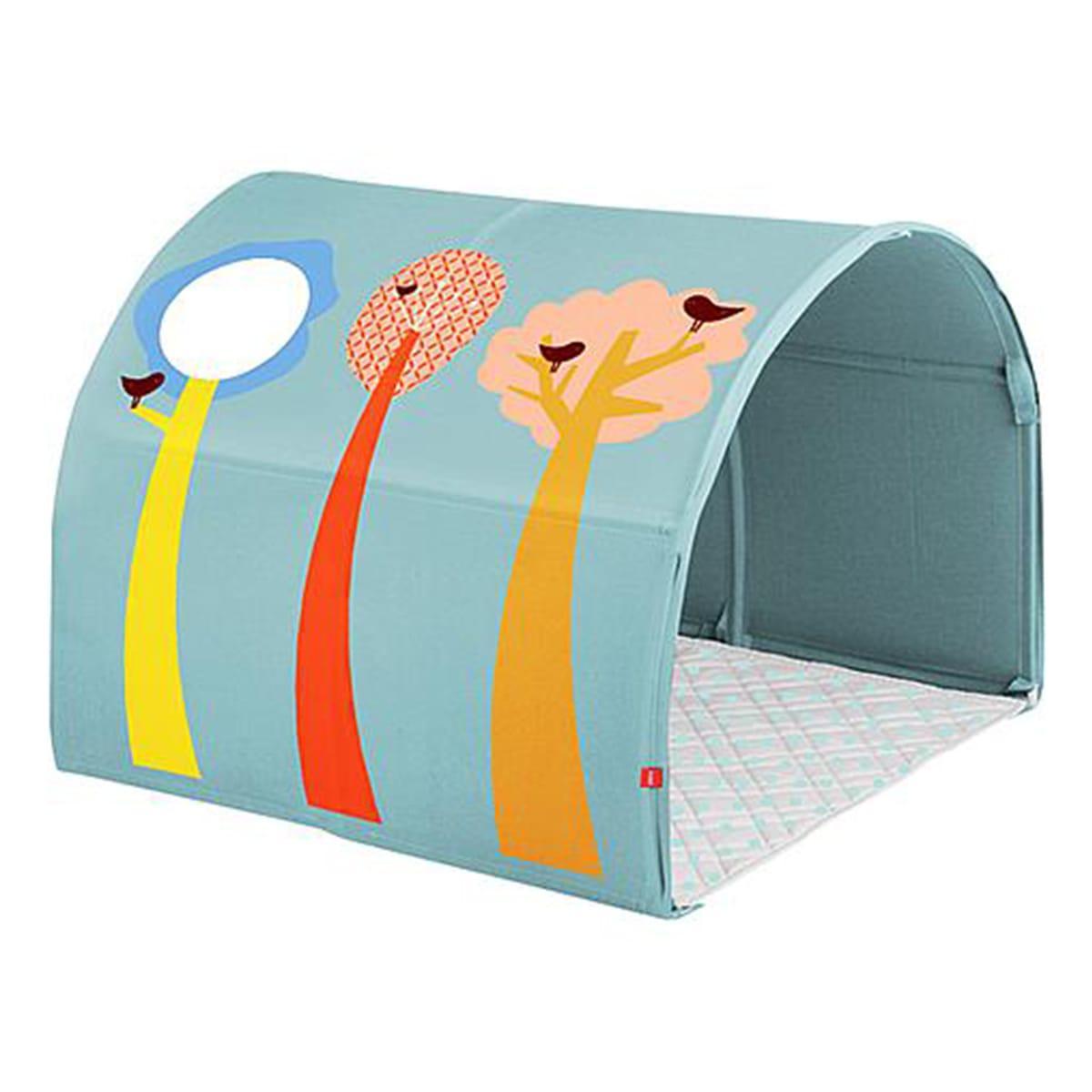 Cabane tunnel jeu FOREST Flexa