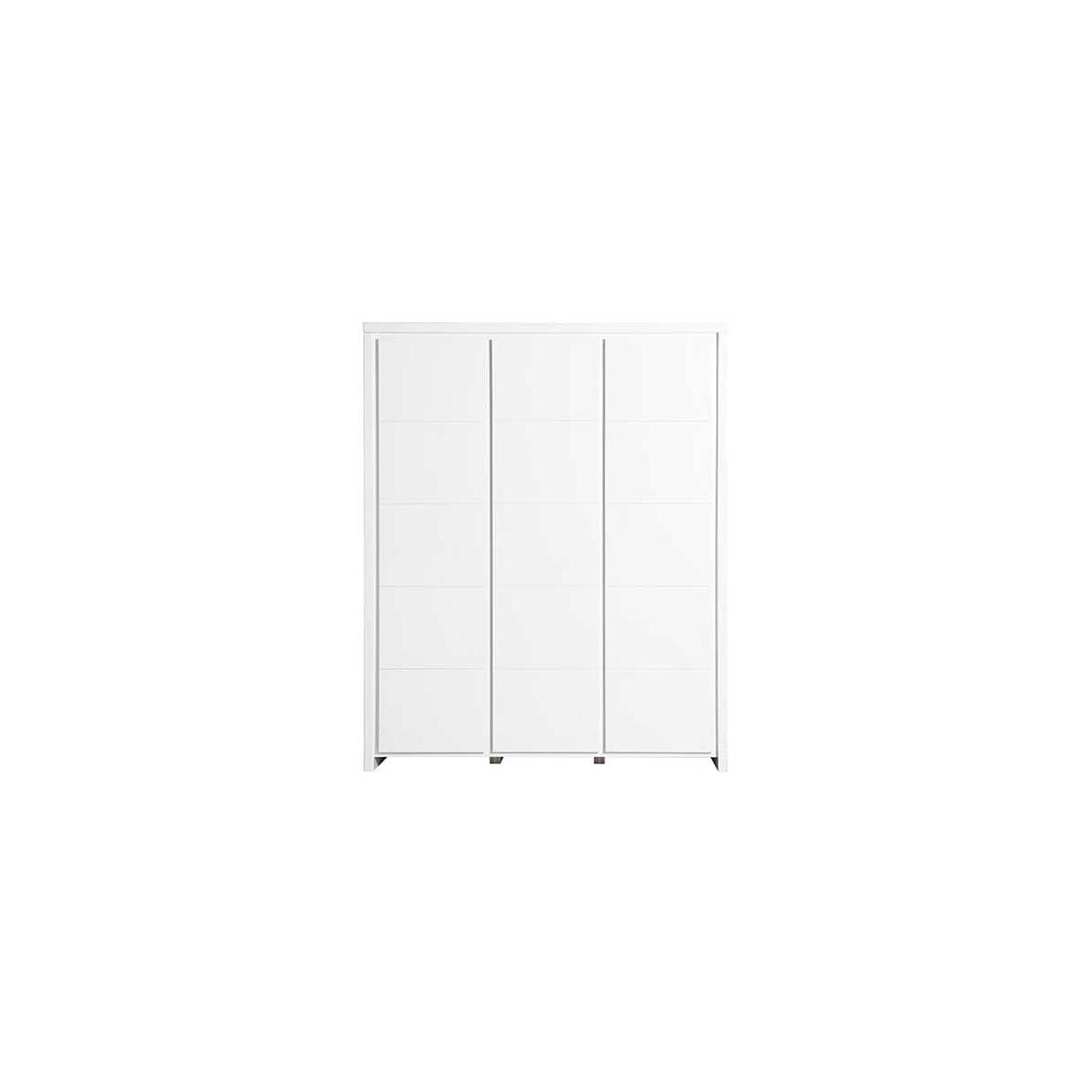 CAMILLE by Bopita Armoire 3 portes