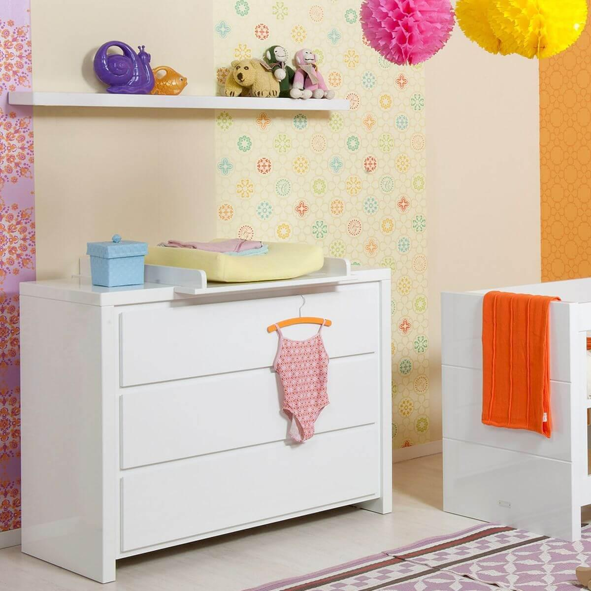 CAMILLE by Bopita Commode 3 tiroirs