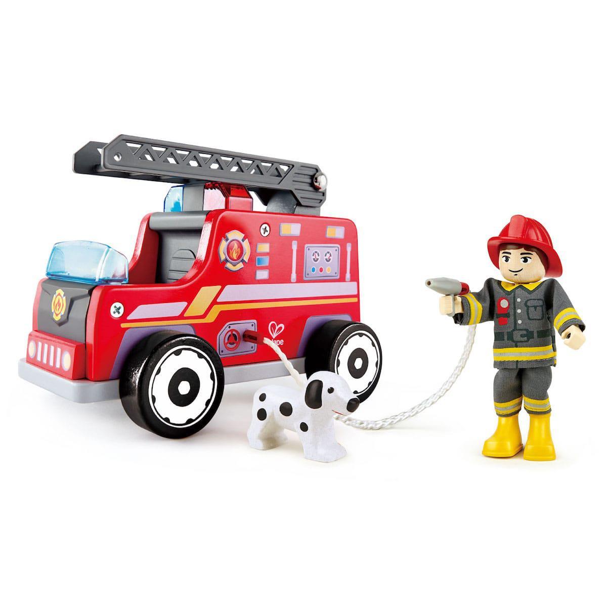 Camion de pompiers FIRE TRUCK Hape