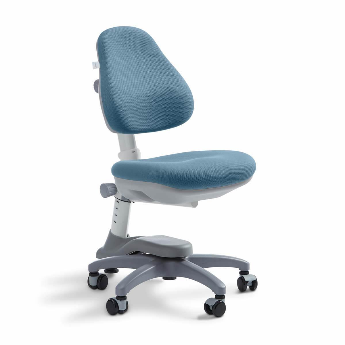 Chaise bureau 7-12Y NOVO Flexa light blue