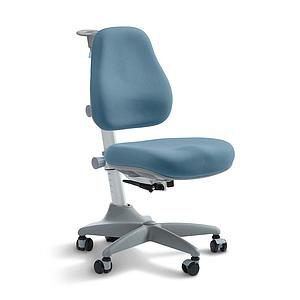 Chaise bureau 7-12Y VERTO Flexa light blue
