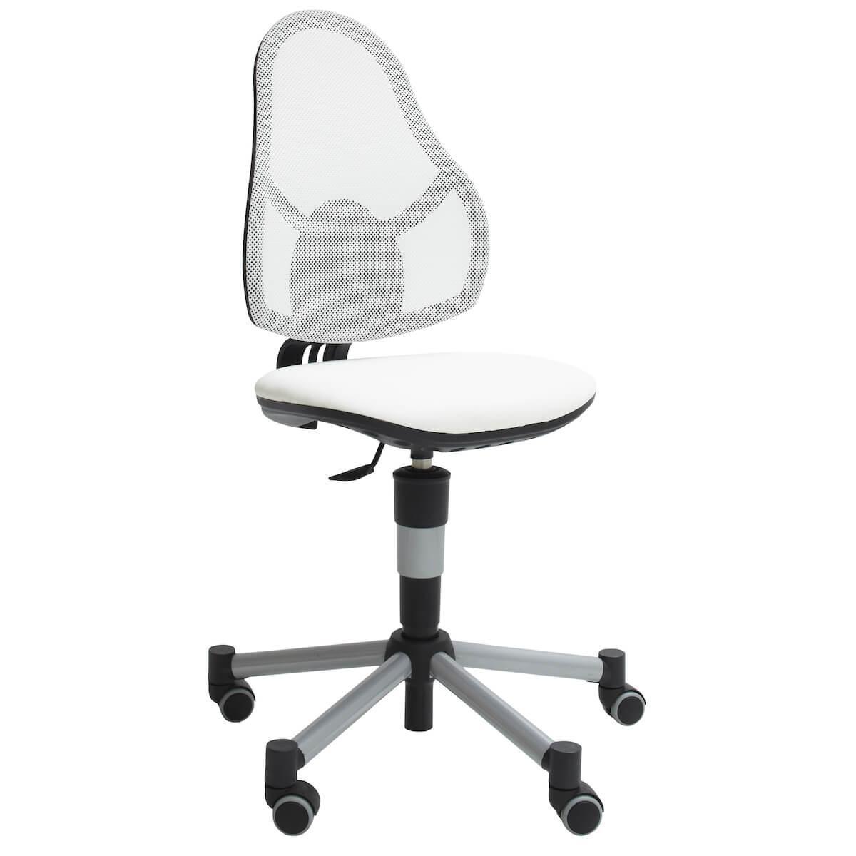 Chaise bureau enfant LUXE Lifetime blanc
