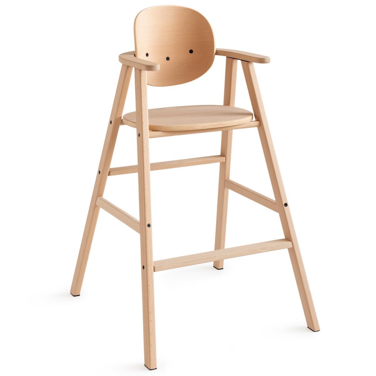 Chaise haute GROWING GREEN Nobodinoz