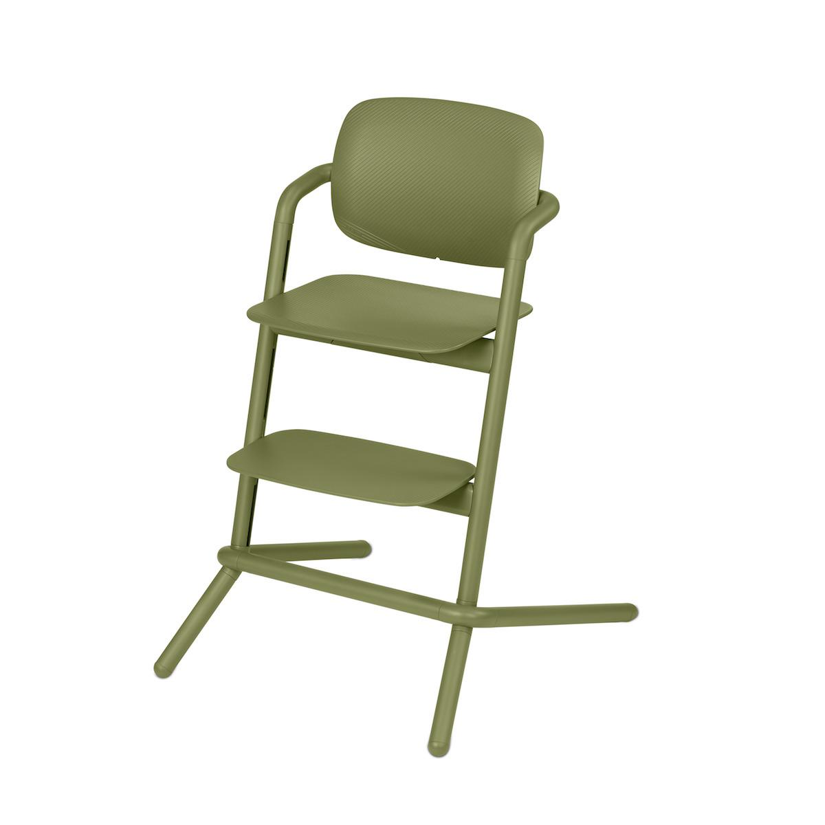 Chaise haute LEMO Cybex outback green-green