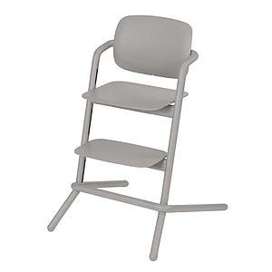 Chaise haute LEMO Cybex storm grey-grey