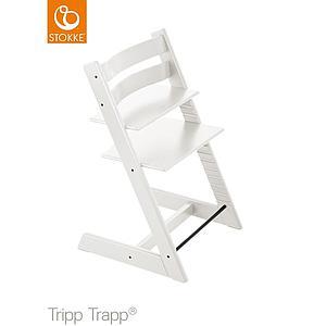 Chaise haute TRIPP TRAPP Stokke blanc