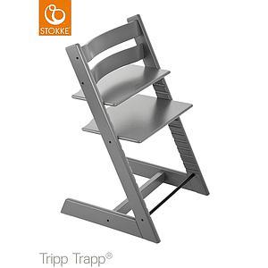Chaise haute TRIPP TRAPP Stokke gris tempête