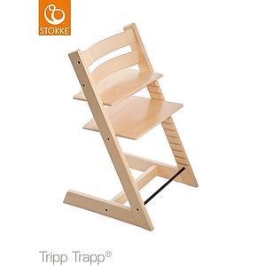Chaise haute TRIPP TRAPP Stokke naturel