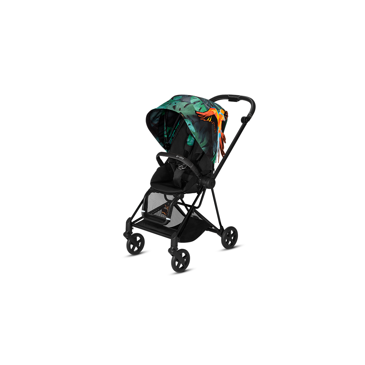 Châssis poussette MIOS Cybex matt black-black