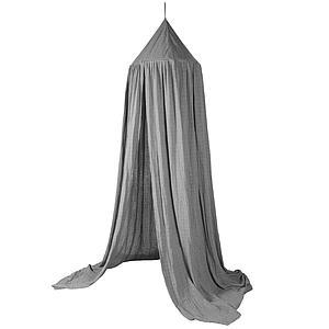 Ciel de lit ELEPHANT Sebra gris