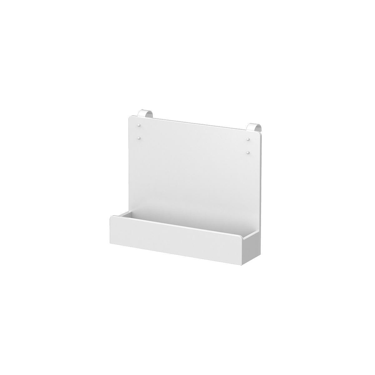 CLICKON by Flexa étagère Blanc pour lit Classic ou à suspendre
