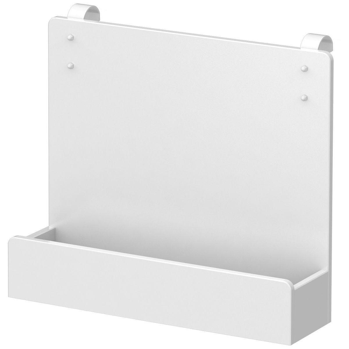 CLICKON by Flexa étagère Blanc pour lit White ou à suspendre