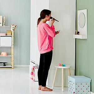 CLICKON by Flexa Miroir Blanc pour lit Classic ou à suspendre