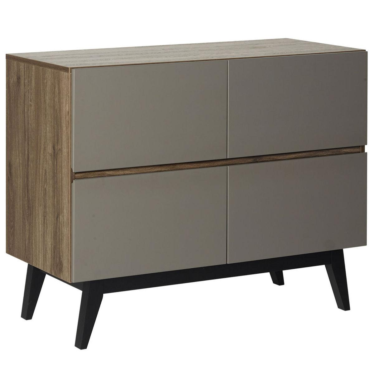 Commode 110x90cm TRENDY Quax royal Oak