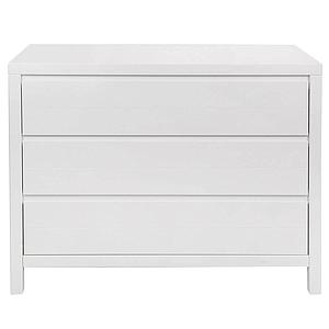 Commode 113x90cm STRIPES Quax blanc
