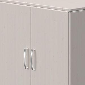 Commode 2 portes CLASSIC Flexa grey washed
