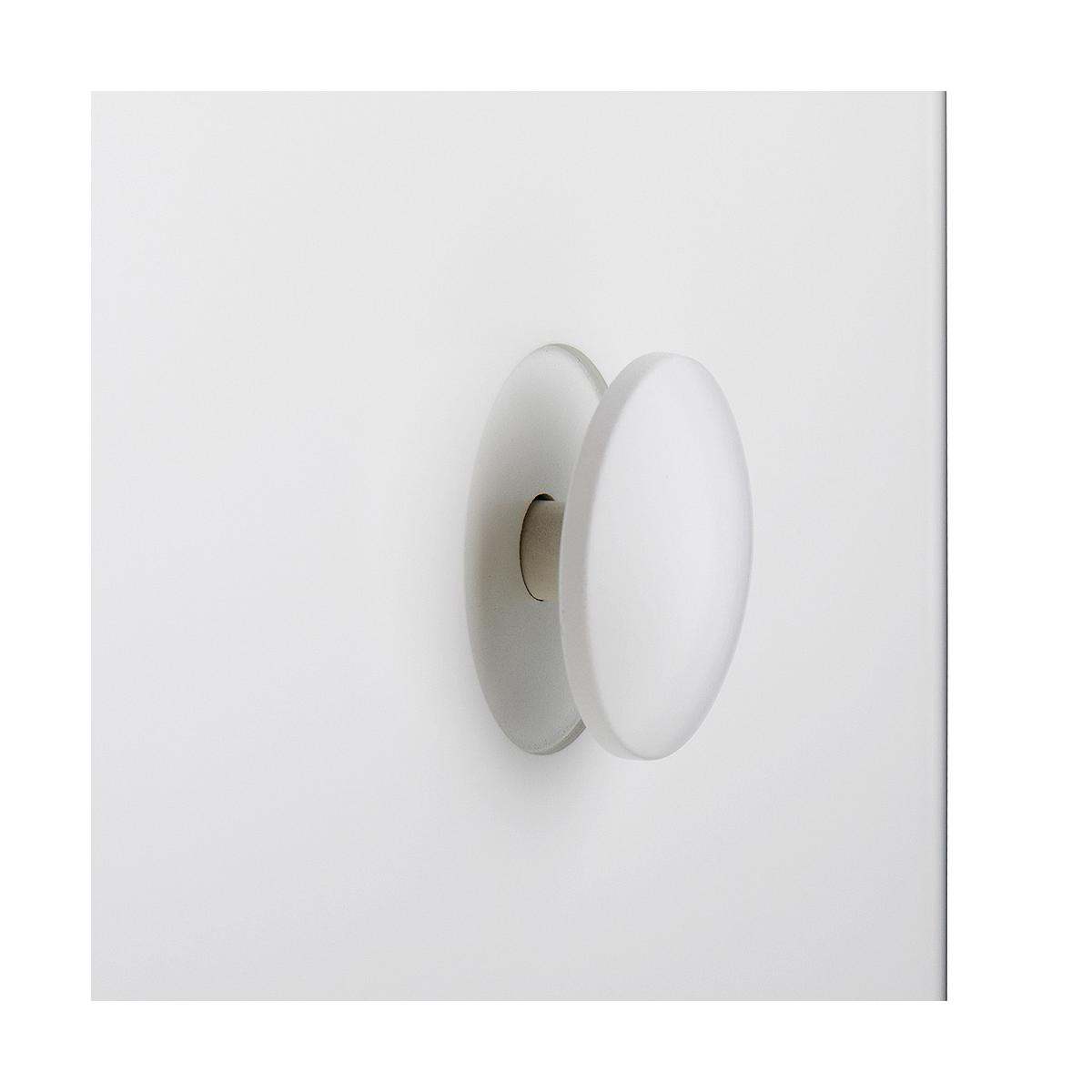 Commode 6 tiroirs WOOD Oliver Furniture blanc