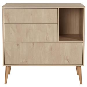 Commode 96x58cm COCOON Quax Natural Oak