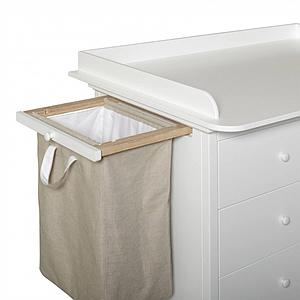 Commode à langer 6 tiroirs SEASIDE Oliver Furniture blanc