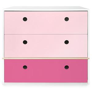 Commode COLORFLEX façades tiroirs sweet pink-pink