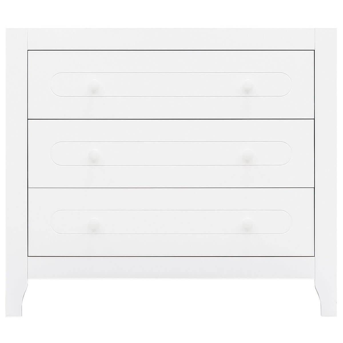 Commode EVI Bopita blanc