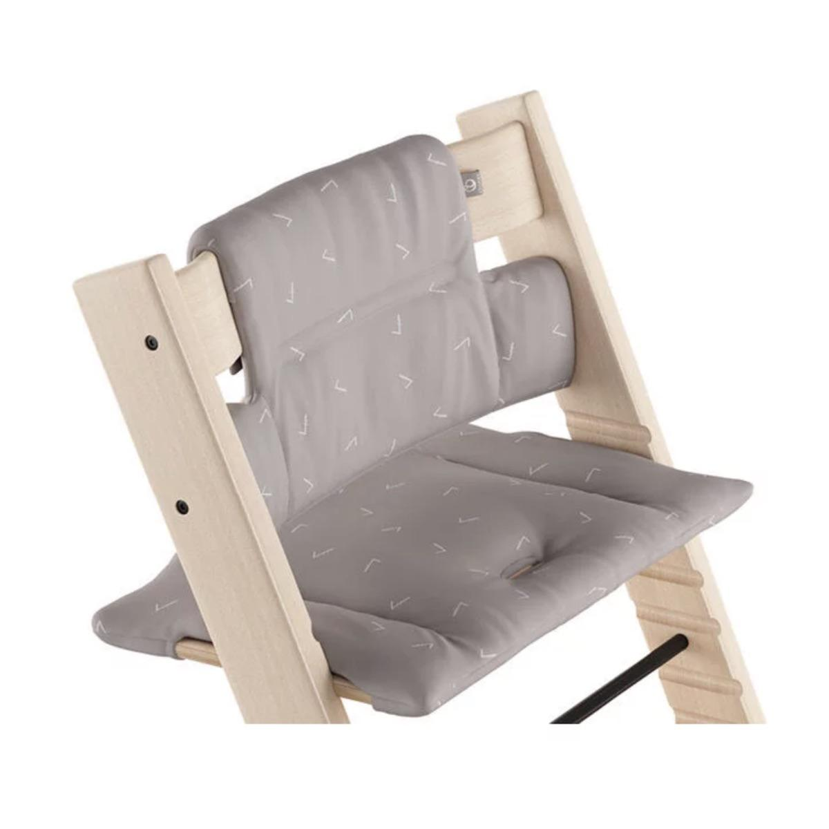 Coussin chaise haute TRIPP TRAPP Stokke Icon Grey