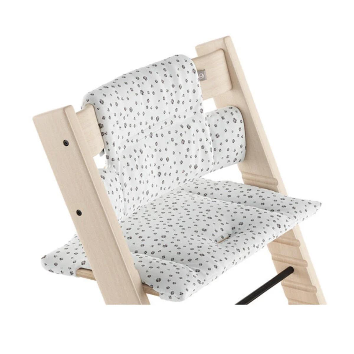 Coussin chaise haute TRIPP TRAPP Stokke Lucky Grey