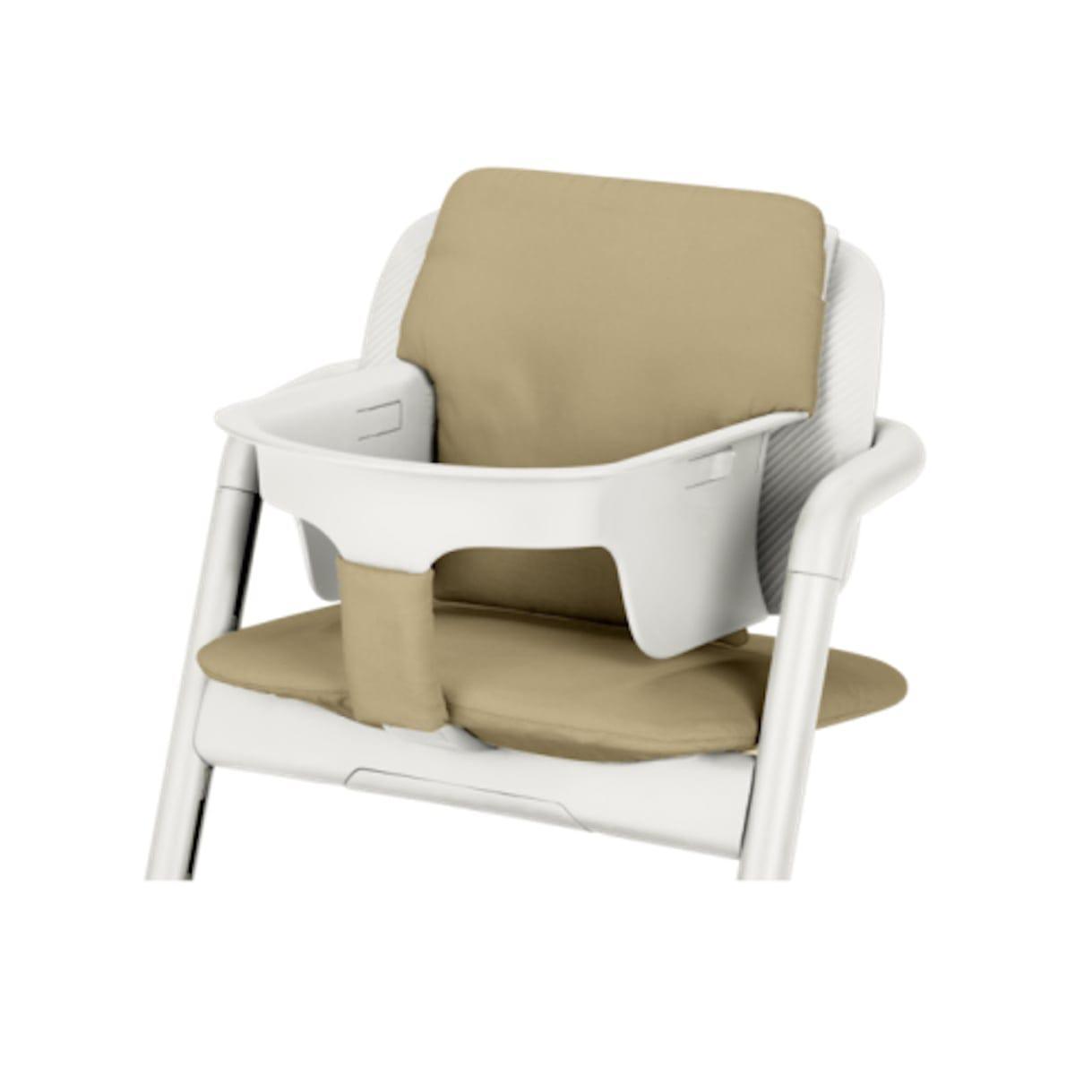 Coussin réducteur chaise haute LEMO Cybex pale beige